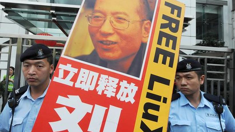"""Reaktionen in China: """"Liu ist ein Krimineller"""""""