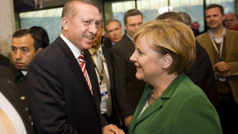 Erdoğan-Besuch: Merkel will kritische Bilanz zur Integration ziehen