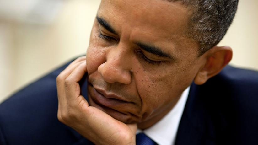 US-Kongresswahlen: Obama stemmt sich gegen die drohende Wahlniederlage