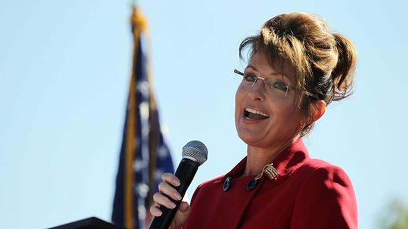 Sarah Palin: Klare Worte, schlichte Weltsicht: Sarah Palin, die Königin der Tea-Party-Bewegung
