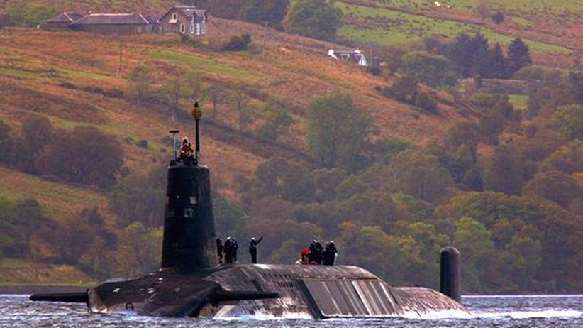 Militärhaushalt: Großbritannien wird bescheiden auf internationaler Bühne