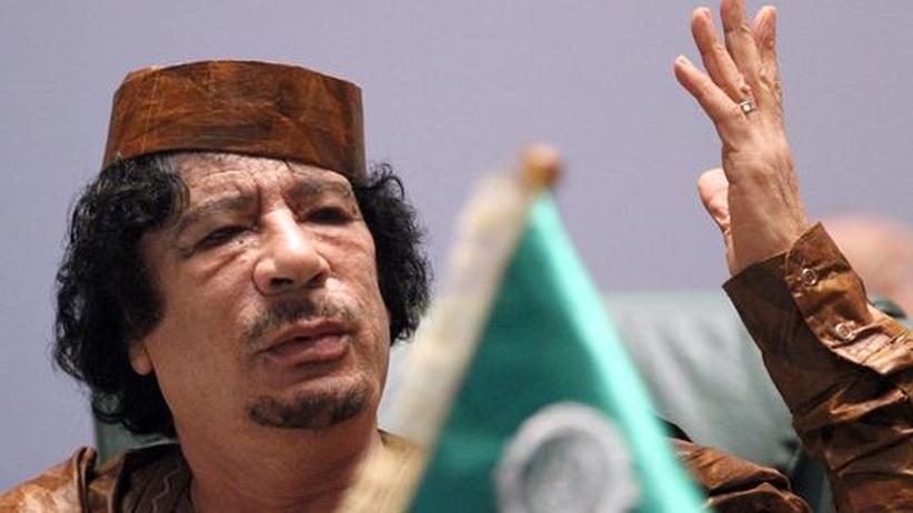 Illegale Einwanderung: Gadhafi droht Europäern beim EU-Afrika-Gipfel