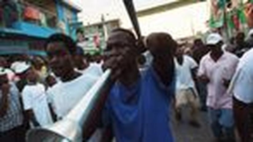 Haiti: Wahlen in den Zeiten der Cholera