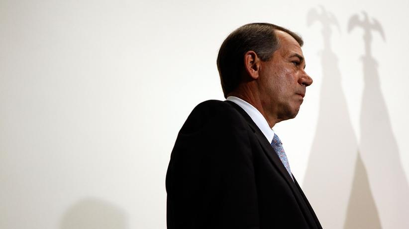 US-Kongress: John Boehner, der Gegenpräsident