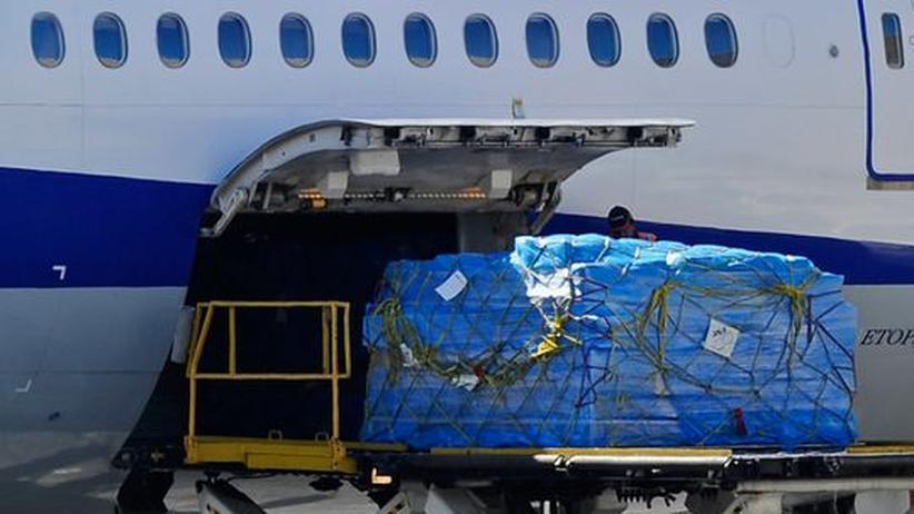 Terrorismus: Bundesregierung dringt auf mehr Luftfracht-Sicherheit in der EU