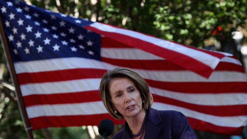 US-Kongress: Nancy Pelosi, die Unvermeidliche