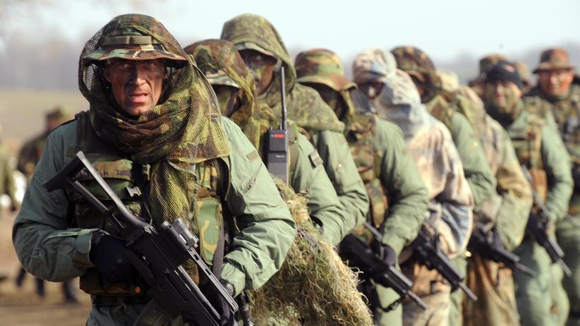Nato-Gipfel: Überholte Strategien für das Militär