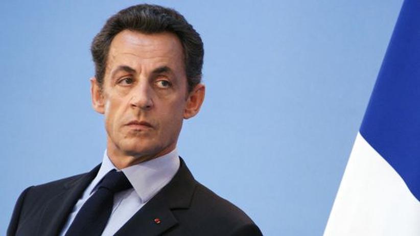 Nicolas Sarkozy hofft auf seine Wiederwahl