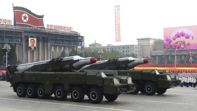 Rüstung: Nordkorea liefert Atomtechnik an Iran