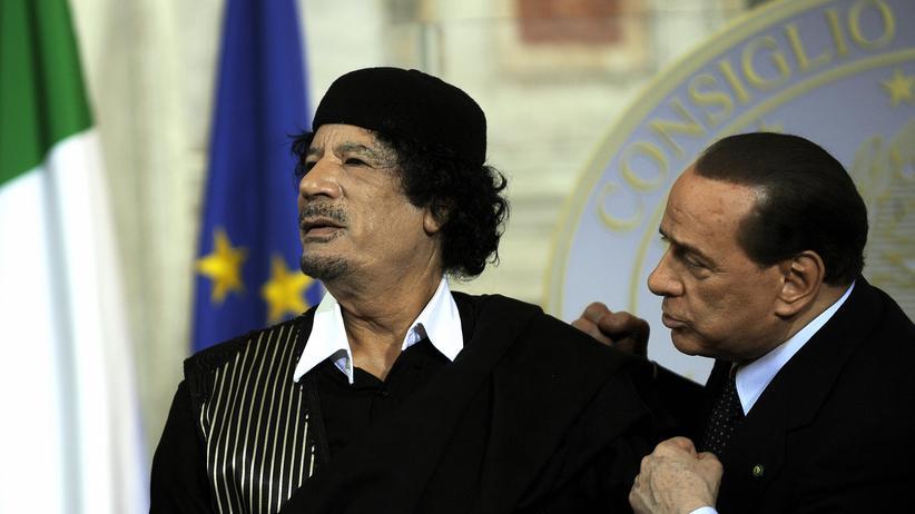 Libyen: Muammar al-Gadhafi, Europas Türsteher