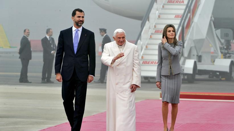 Papst-Besuch: Realitätsfern – der Papst in Spanien