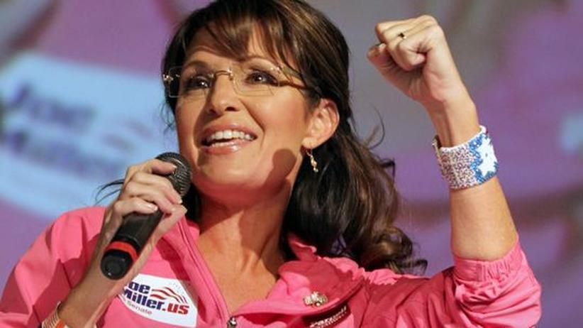 USA: Palin erwägt Präsidentschaftskandidatur