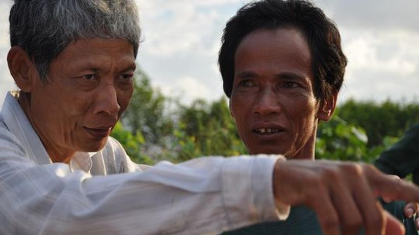 Vietnam: Amerikanische Kriegstouristen suchen ihren Frieden