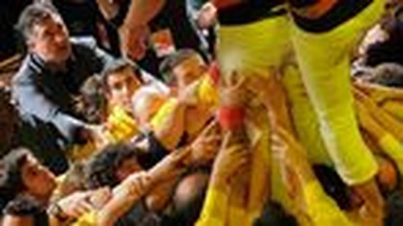 Katalonien: Barcelona gegen Madrid – Katalonien wählt
