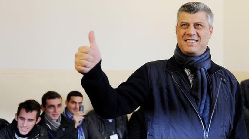Verbrechen: Kosovo-Regierungschef soll Mafiaboss gewesen sein