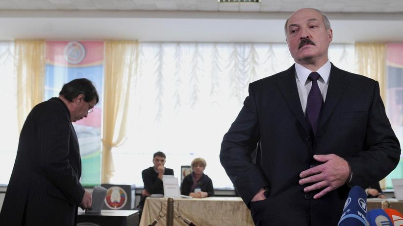 Weißrussland: Lukaschenko bleibt sich treu