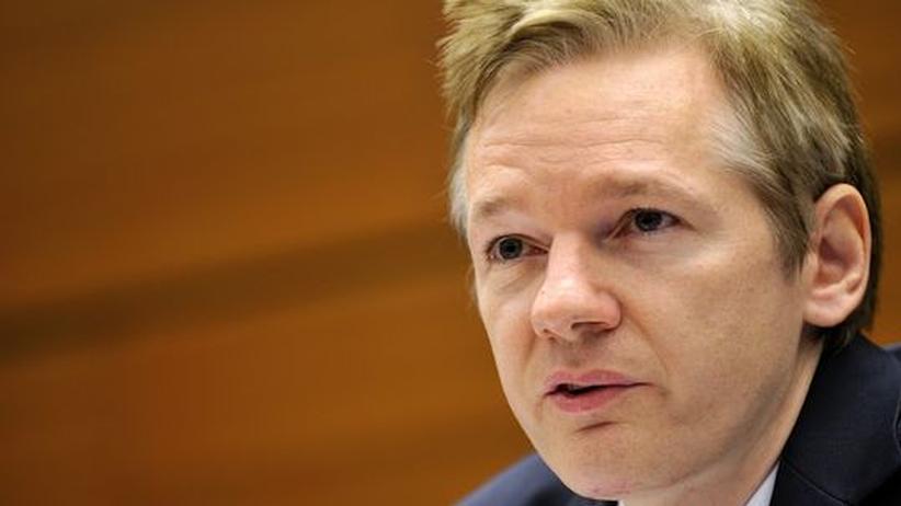 Wikileaks: Assange bricht sein Schweigen