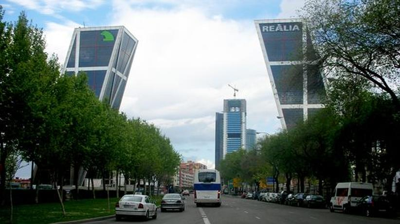 Euro-Zone: Krisenländer schulden deutschen Banken über eine halbe Billion Dollar