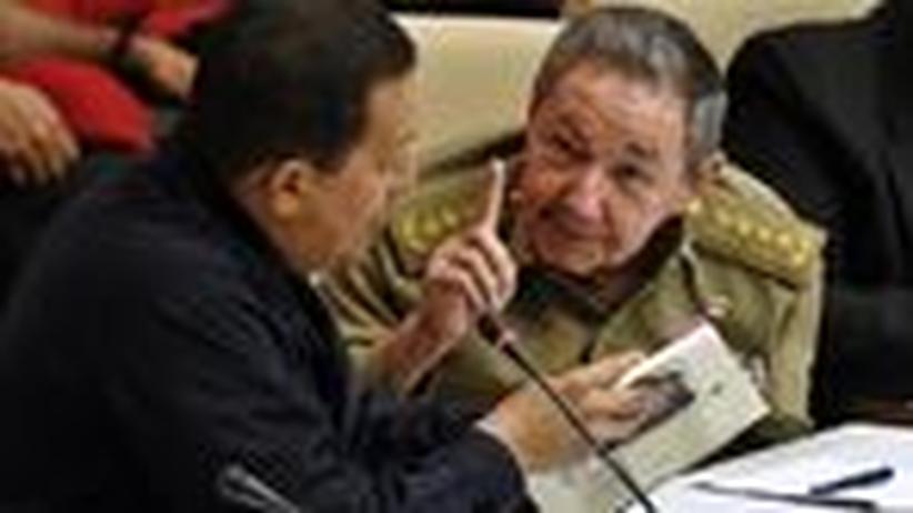 """Venezuela: Allianz der Agenten in """"Venecuba"""""""