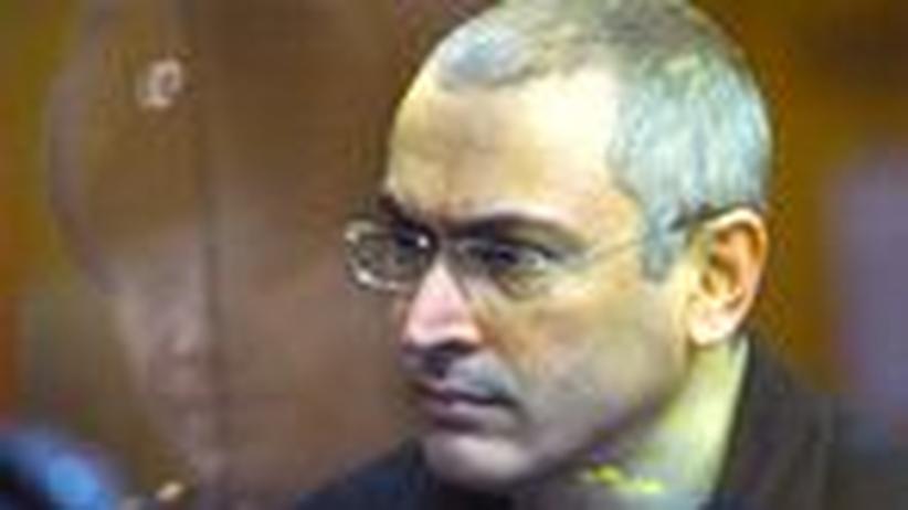 Russland: Chodorkowskij, ein Märtyrer ohne Anhänger