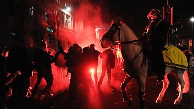 Proteste in London: Die Rache der Studenten