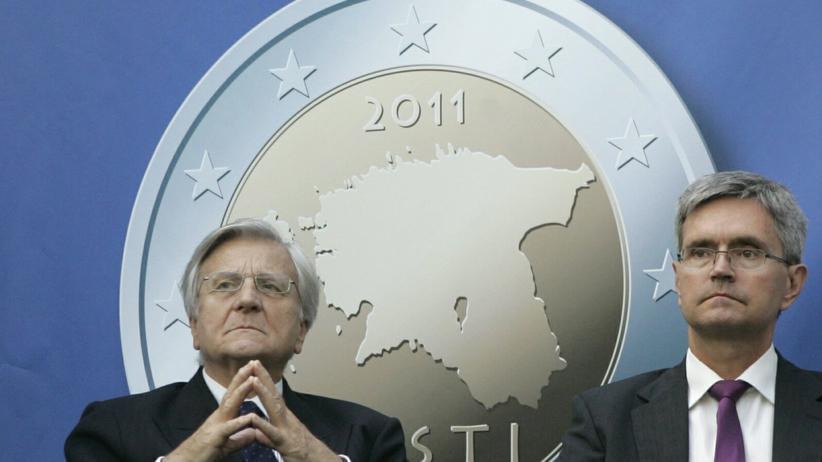 """Währungsunion: """"Die Esten müssen für den Euro zu große Opfer bringen"""""""
