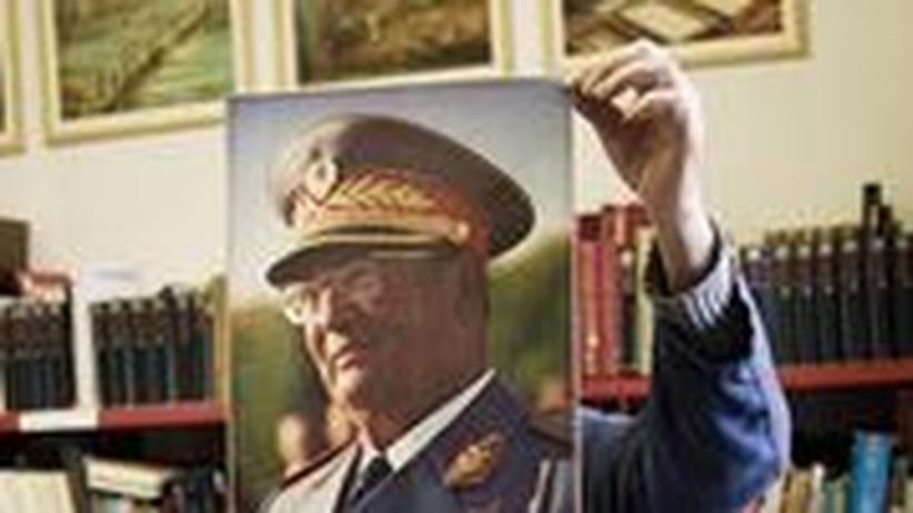 Titos Comeback: Klicken Sie auf das Bild, um die Fotostrecke zu öffnen
