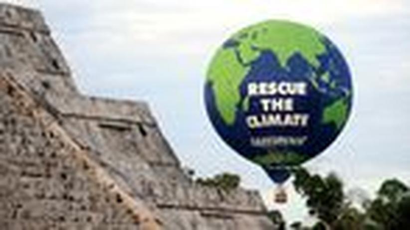 Klimakonferenz in Cancún: Zwei-Grad-Ziel oder Anpassung?