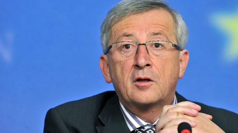 »Wer den Wählern immer nur nachläuft, der wird den Menschen nie ins Gesicht sehen«, sagt Jean-Claude Juncker