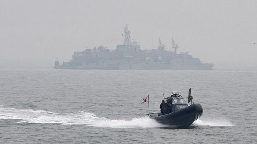 Korea-Krise: Südkorea startet neues Militärmanöver