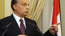 Ministerpräsident Viktor Orban, Mediengesetz
