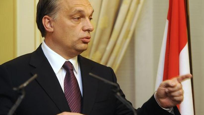Mediengesetz: Orbán unbeeindruckt von europäischer Kritik