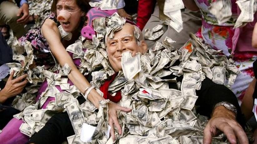 Korruption: Nigeria verklagt Dick Cheney