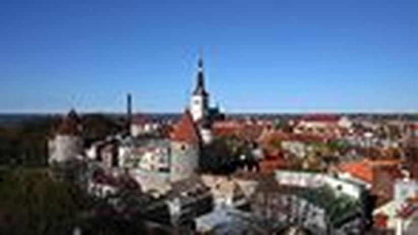 Estland: Euro-Freuden in Estland