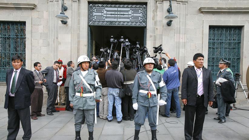 Bolivien: Wo man Diebe verbrennt