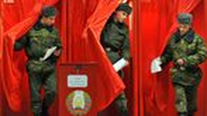 Weißrussland: In Stalinchens Reich