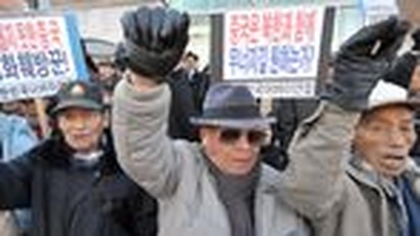 Korea-Konflikt: Südkoreas Zorn auf die chinesischen Paten