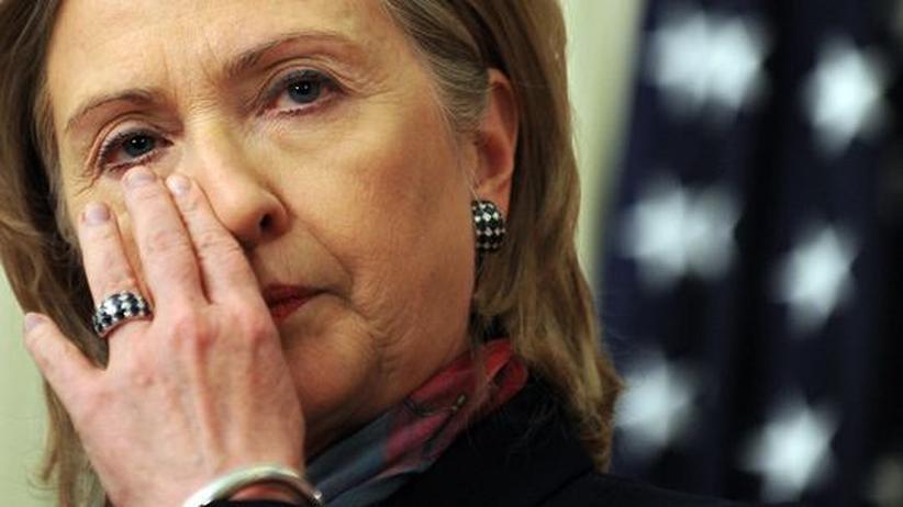 US-Außenministerin Hillary Clinton