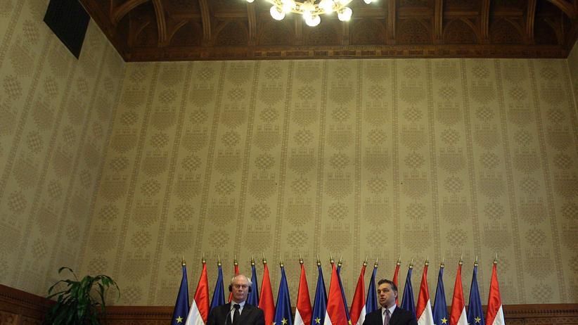 Ungarn: Ungarns Abschied von Europa