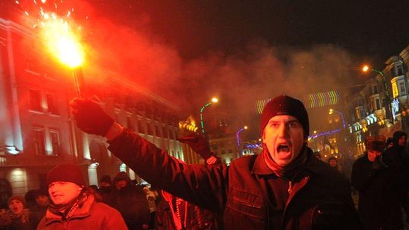 Weissrussland: Sieben Kandidaten der Opposition festgenommen