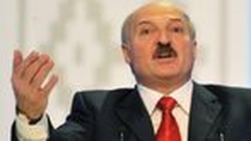 Weißrussland: Europa hat versagt