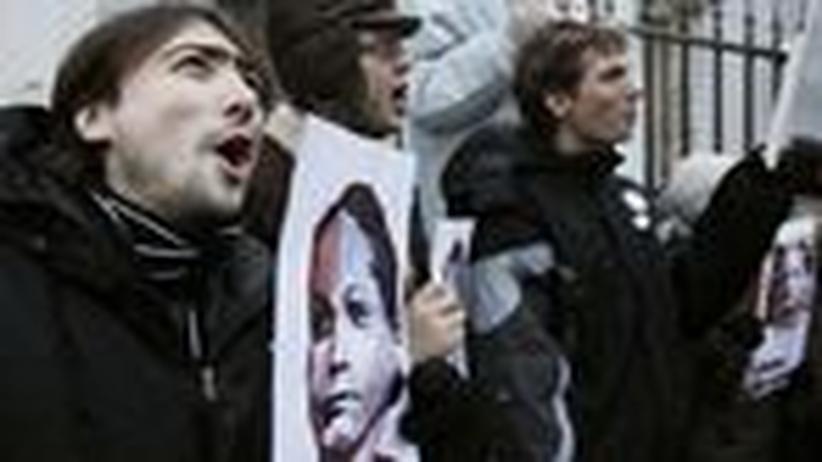 Weißrussland: Lukaschenko lässt Büros der Opposition durchsuchen