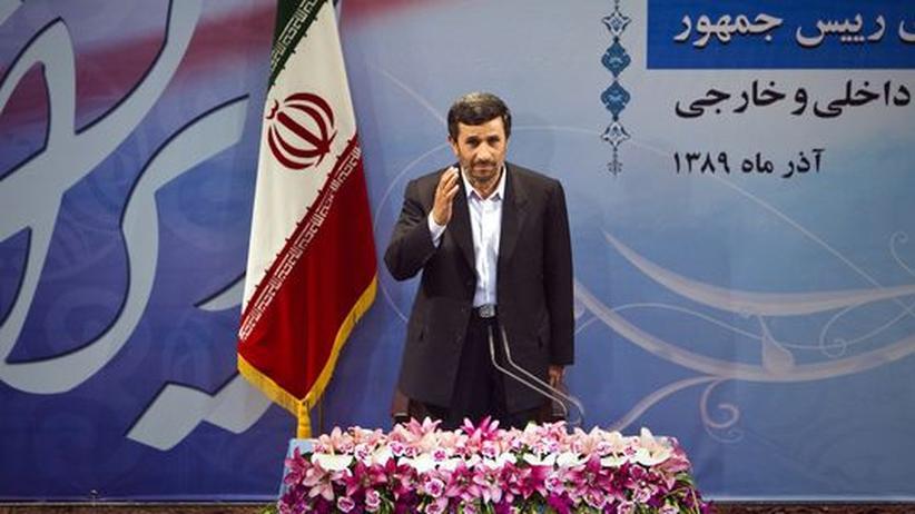 Atomstreit: Iran hat keinen Grund, einzulenken