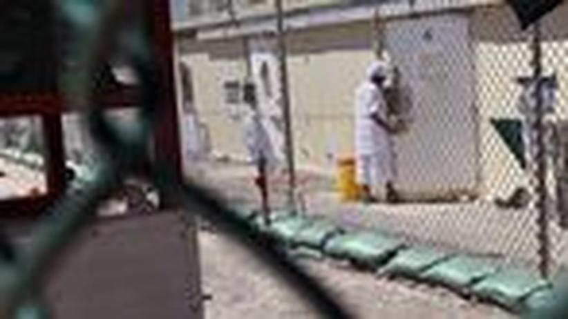 Gefangene in Guantánamo, September 2010