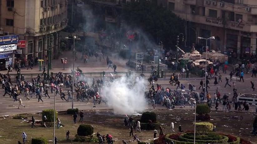 Ägypten: Schüsse und Plünderungen in Kairo