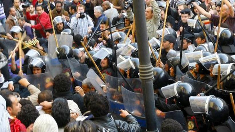 Ägypten: Erneut demonstrieren Tausende gegen Mubarak
