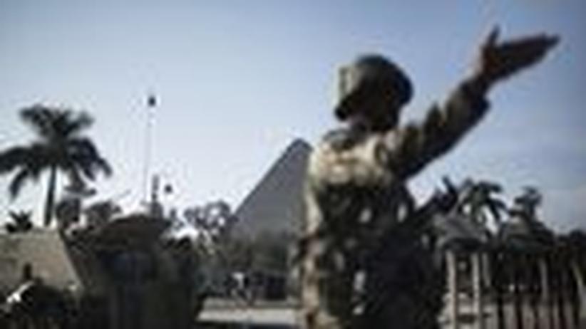 Ägypten: Die Stunde des Militärs