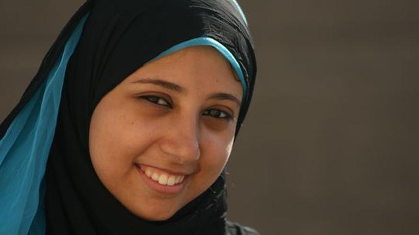 Die ägyptische Bloggerin Noha Atef