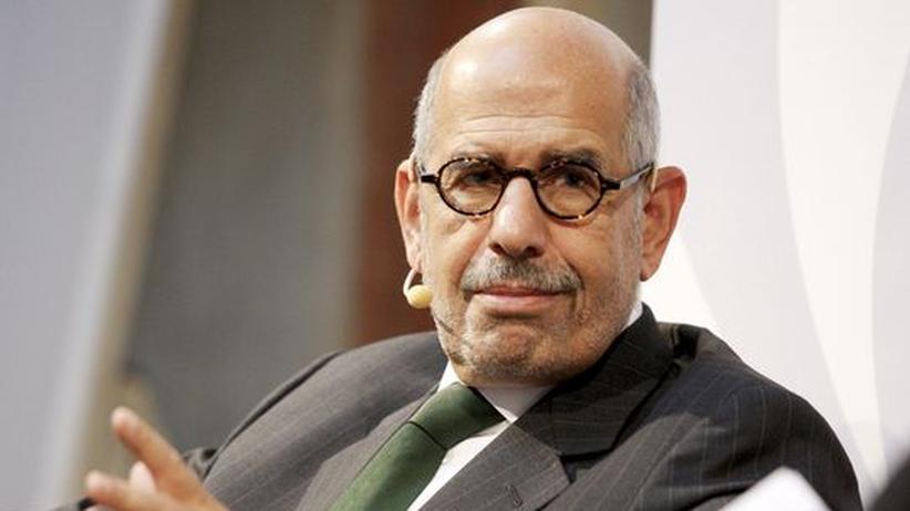 Umbruch in Ägypten: ElBaradei bietet sich als Revolutionsführer an