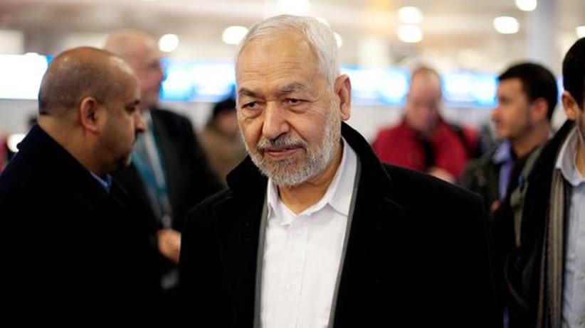 Tunesien: Tunesischer Islamistenführer aus dem Exil zurückgekehrt